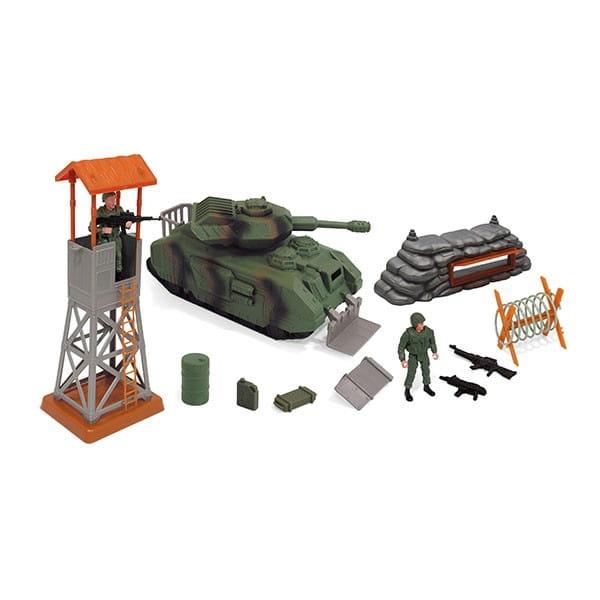 Игровой набор Boley 31511 Военный транспорт