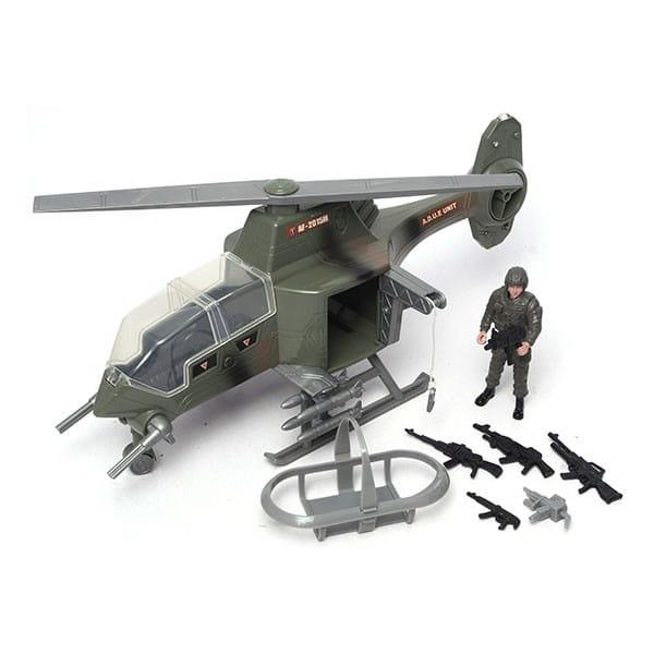 Игровой набор Boley 31297 Военный транспорт 2