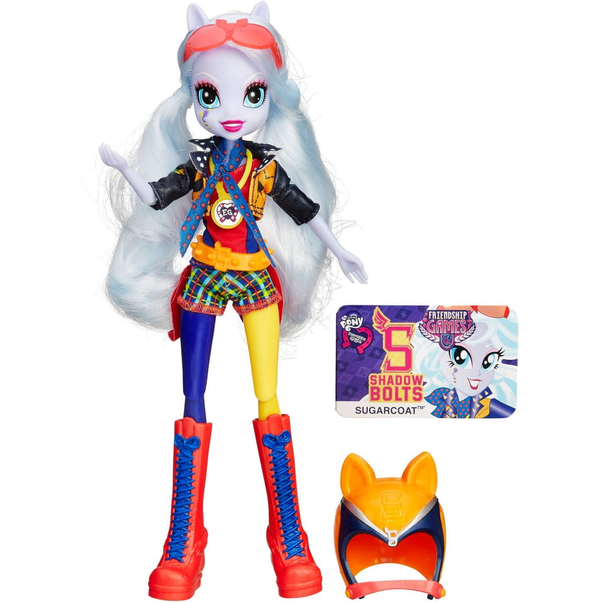 Кукла My Little Pony Equestria Girls Sugarcoat Шугаркоут (HASBRO)
