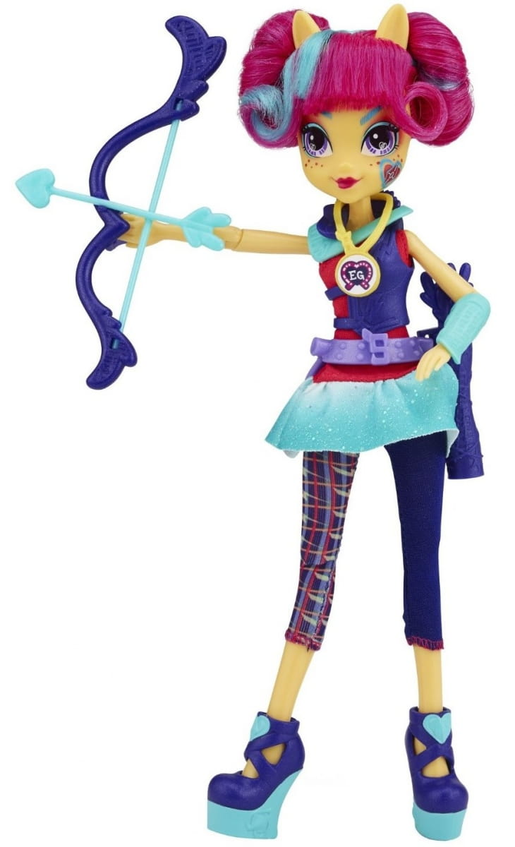 Кукла My Little Pony Equestria Girls Sour Sweet (HASBRO)