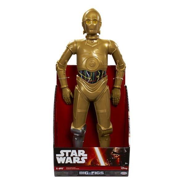 Фигура Big Figures Звездные Войны Star Wars C-3PO - 46 см