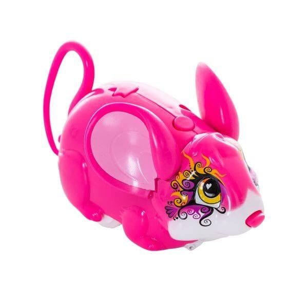 Интерактивная игрушка Amazing Zhus 26304 Удивительные Жу Мышка-циркач Алесса