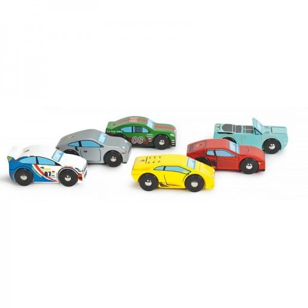 Игровой набор машинок Le Toy Van TV440 Монте Карло