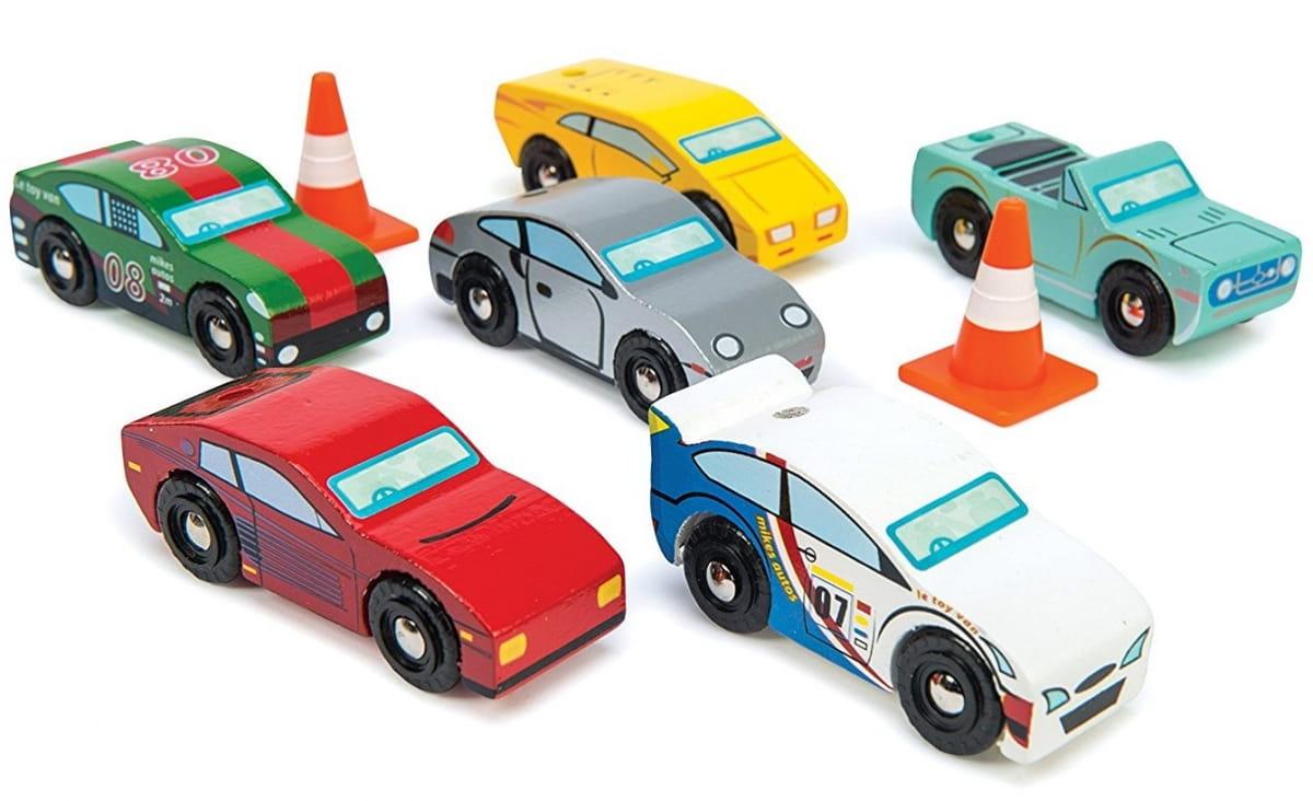Игровой набор машинок Le Toy Van Монте Карло