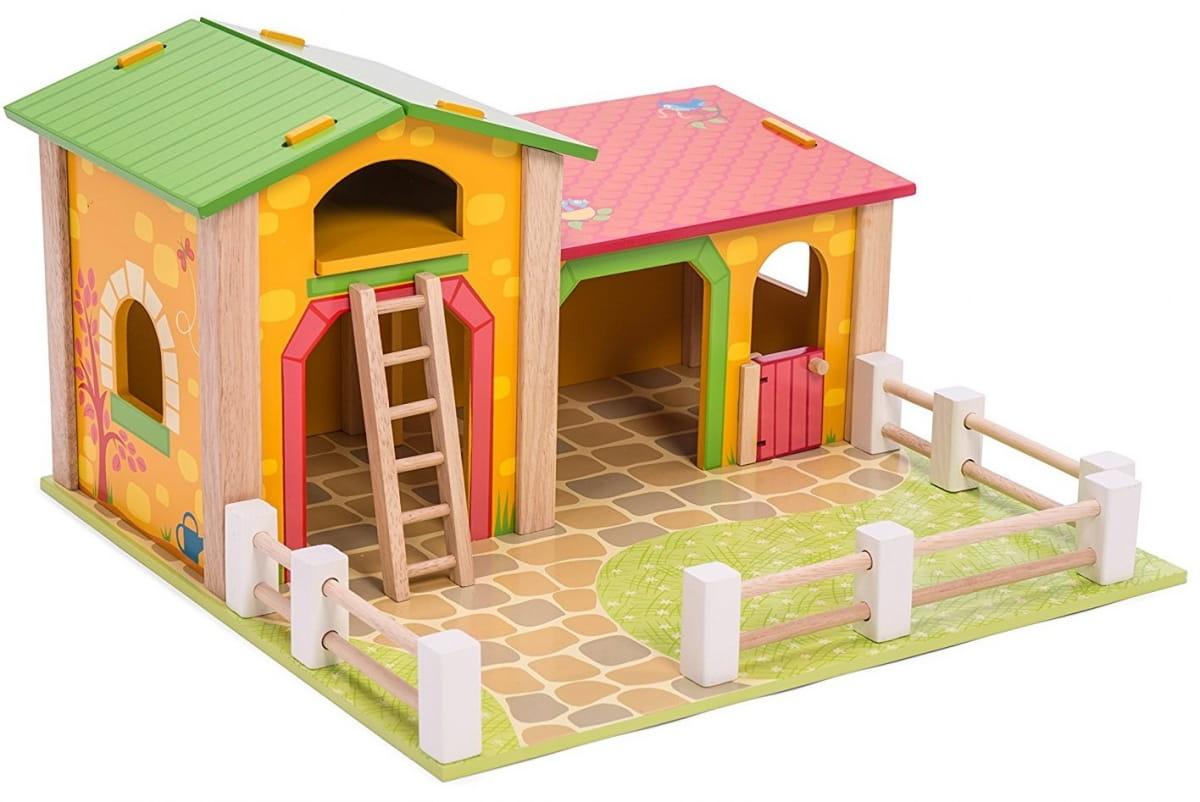 Игровой набор Le Toy Van TV411 Фермерский дворик