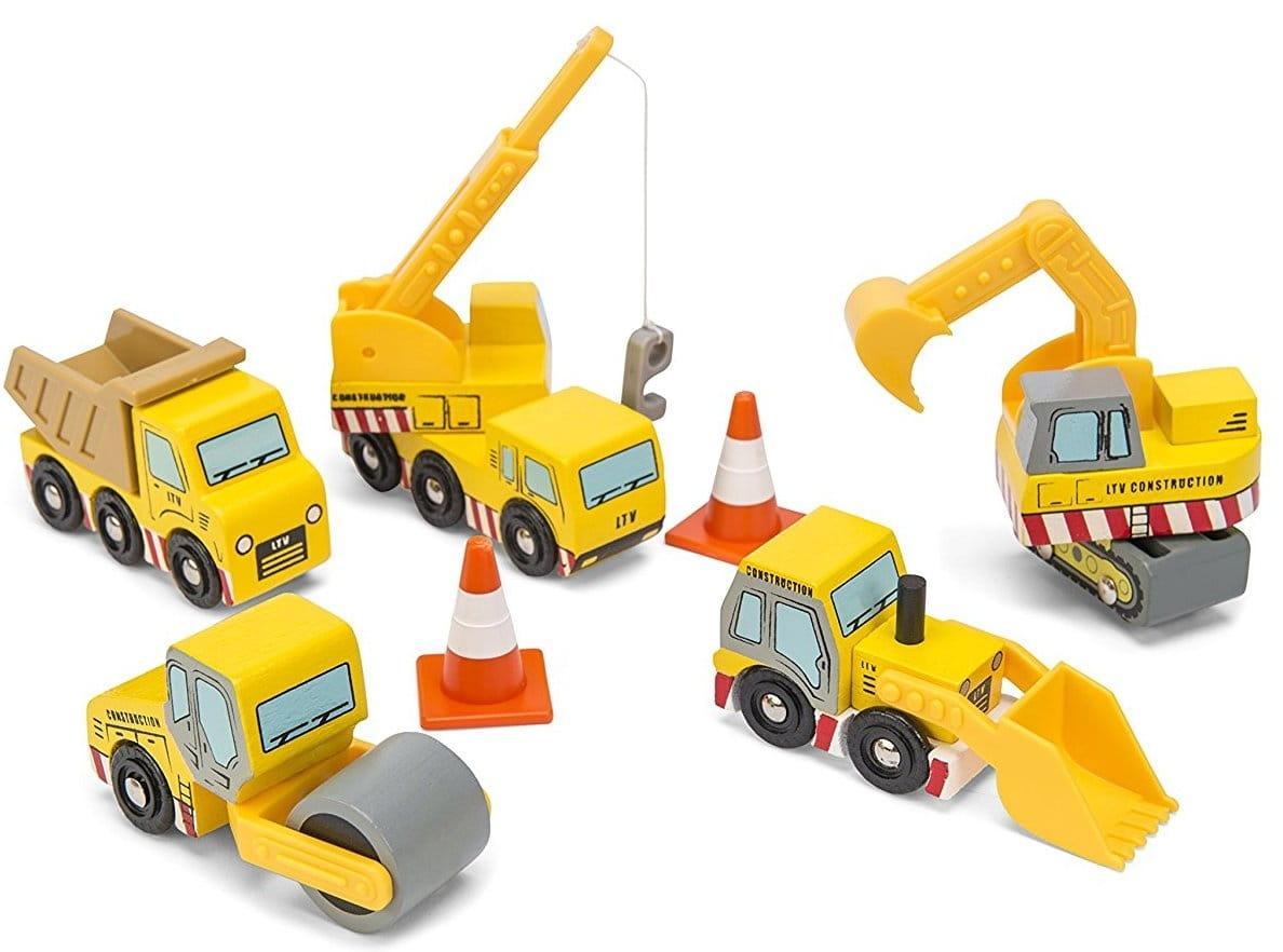 Игровой набор Le Toy Van TV442 Строительная техника