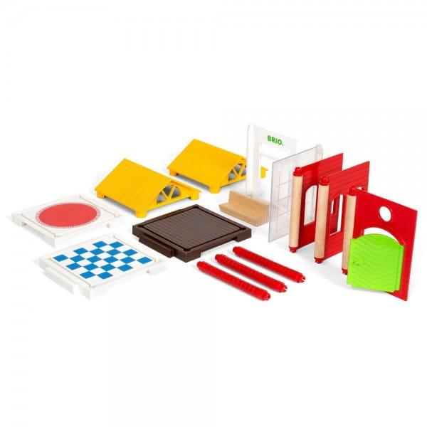 Набор дополнительных деталей Village для построения дома (Brio)
