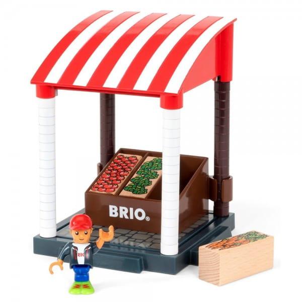 Игровой набор Village Магазинчик (Brio)