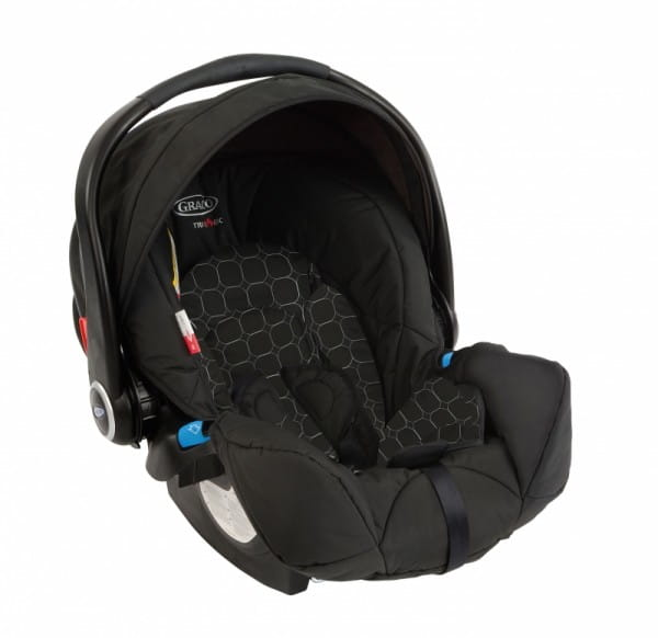 Детское автомобильное кресло Graco Logico S Noir