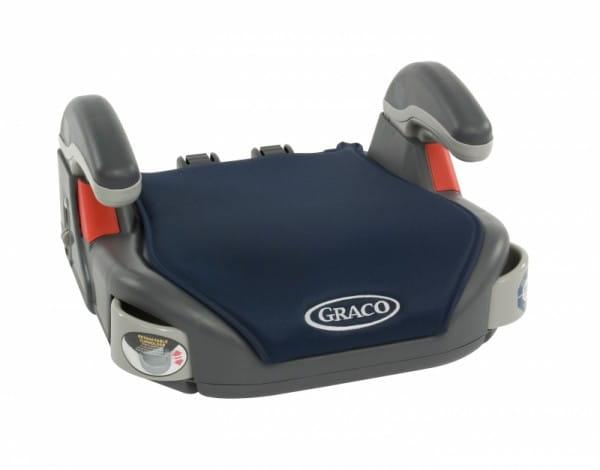 Бустерное сидение Graco 1808394 - темно-синее