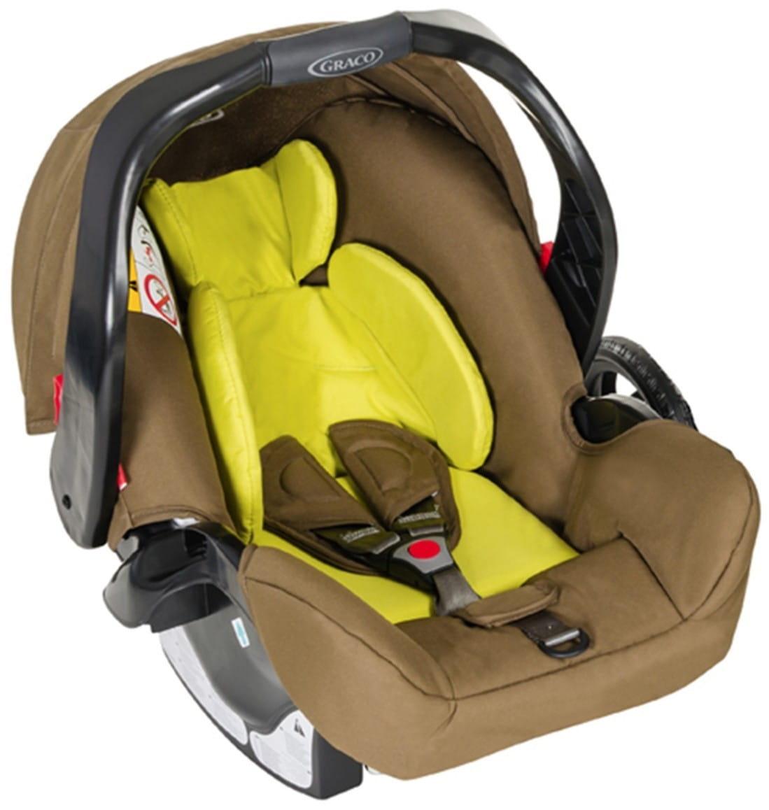 Детское автомобильное кресло Graco 1913103 Junior Baby Highend