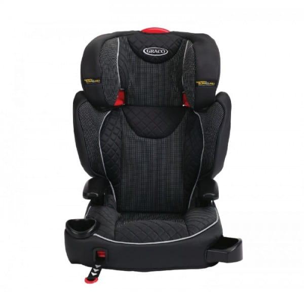 Детское автомобильное кресло Graco Milestone Extreme Black