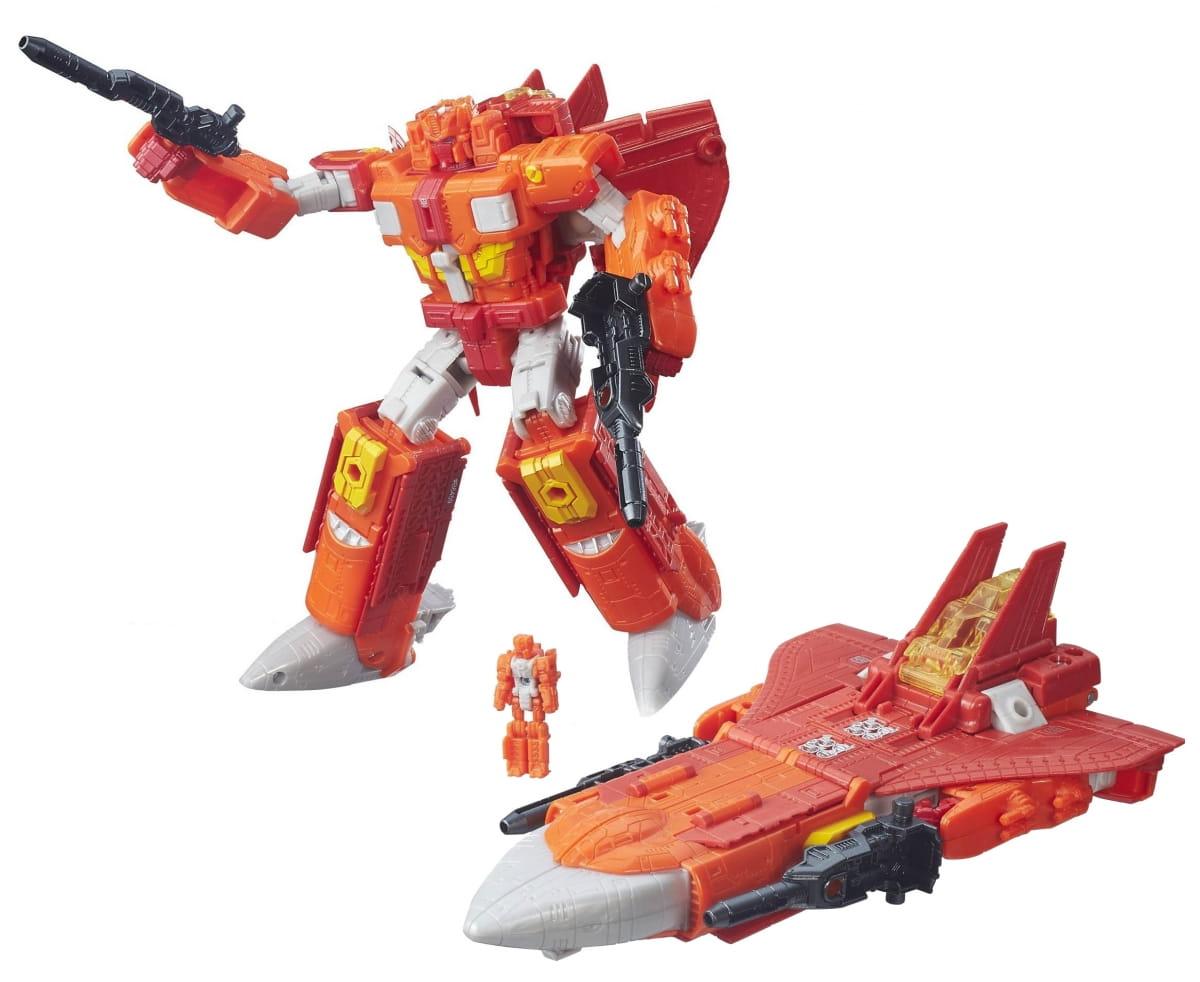 Игровой набор Transformers Дженерэйшнс Войны Титанов - Вояджер (Hasbro)
