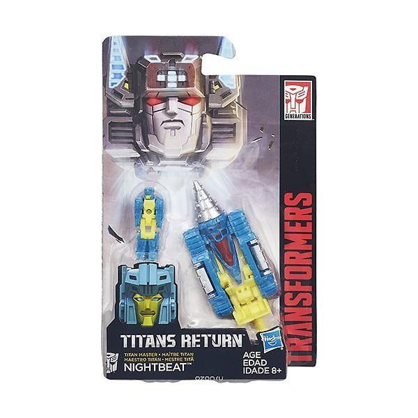 Игровой набор Transformers Дженерэйшнс Войны Титанов Мастера Титанов (Hasbro)