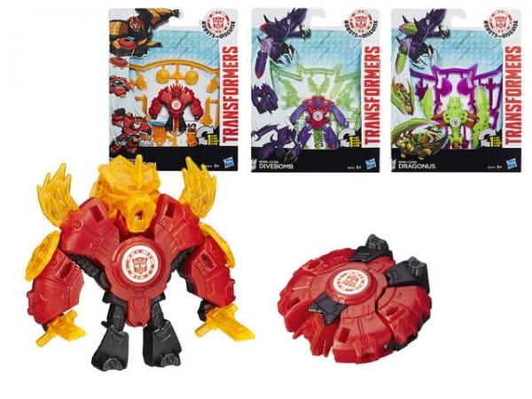 Игровой набор Transformers Роботс-ин-Дисгайз Миниконс (Hasbro)