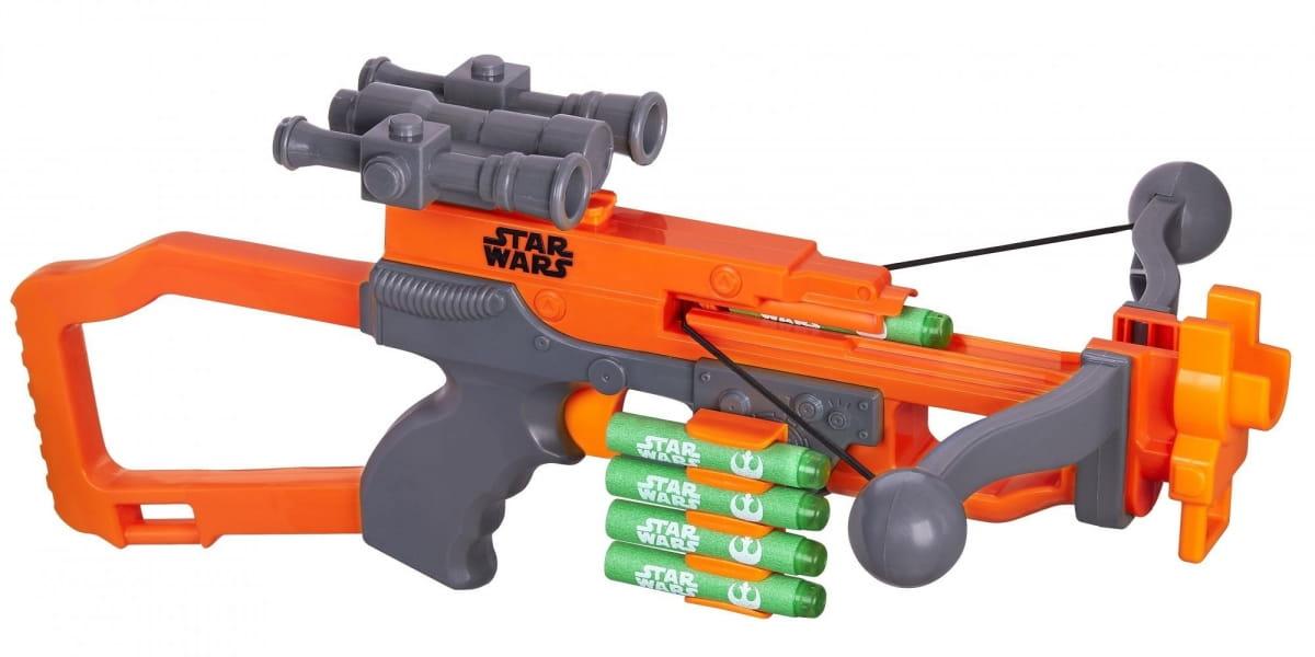 Бластер сообщника повстанцев Star Wars Звездные войны (Hasbro)