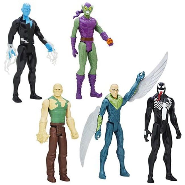 Фигурка Spider-Man Титаны Злодеи (HASBRO) - Супергерои Марвел