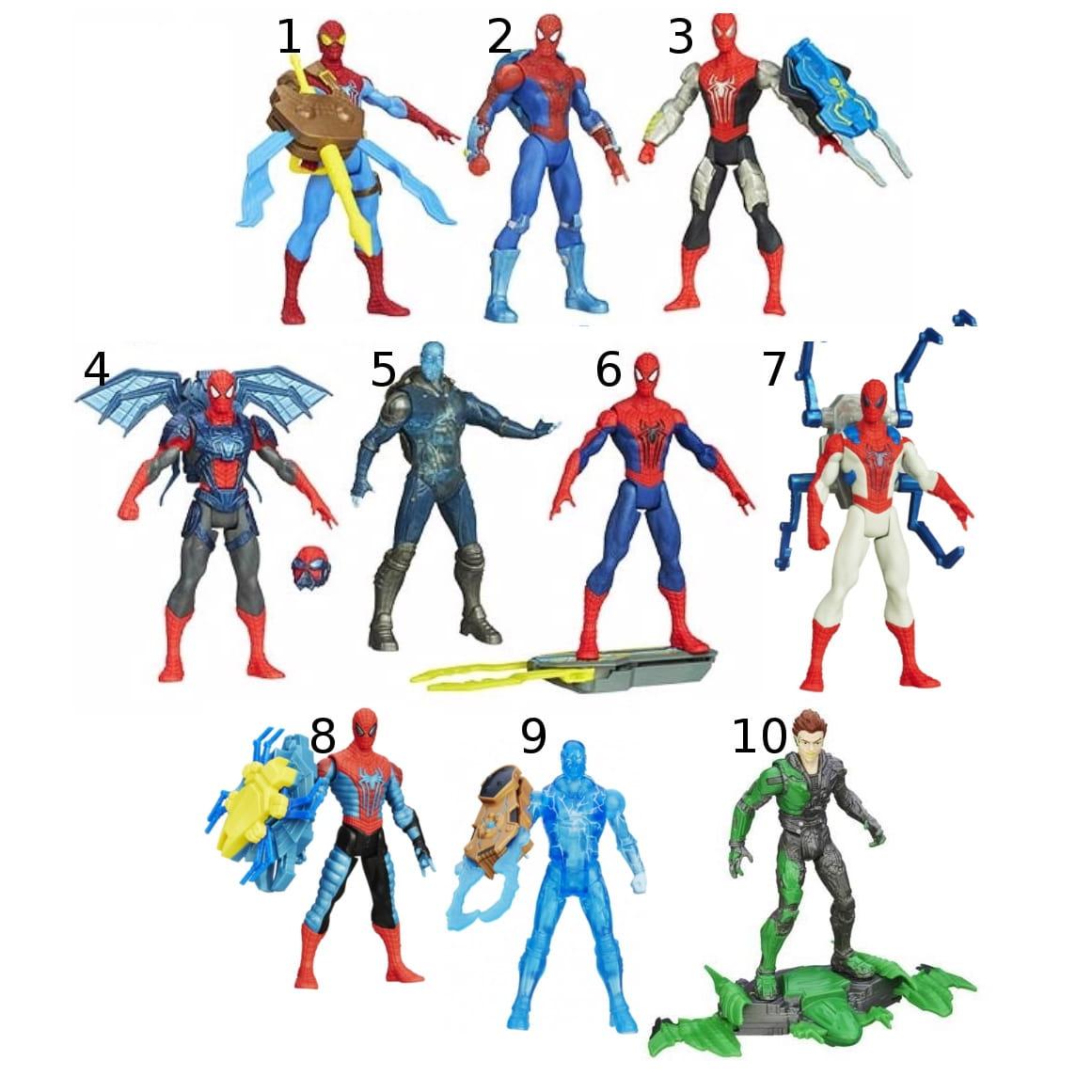 Фигурка Человека-Паука Spider-Man  9,5 см (HASBRO) - Супергерои Марвел
