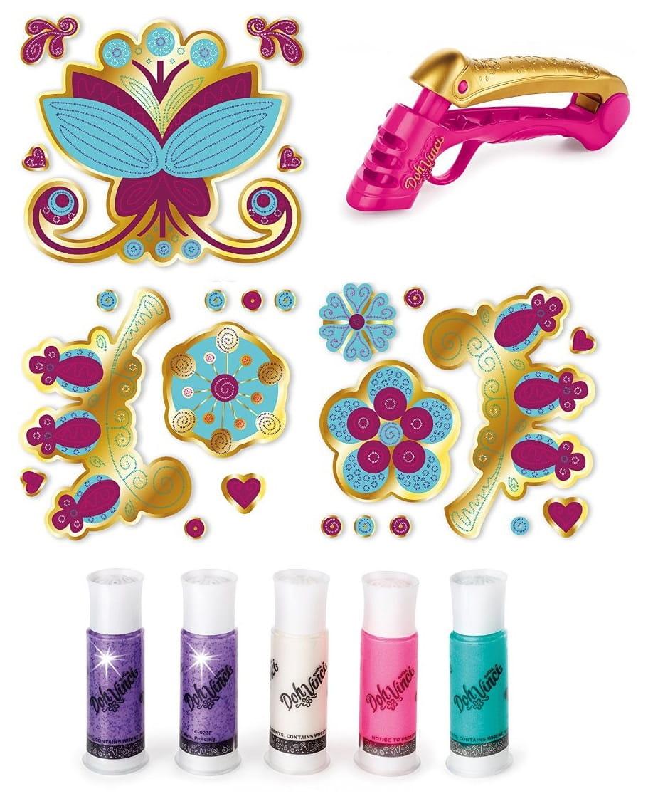 Набор для творчества Dohvinci Украшение-стикер для стены (Hasbro)