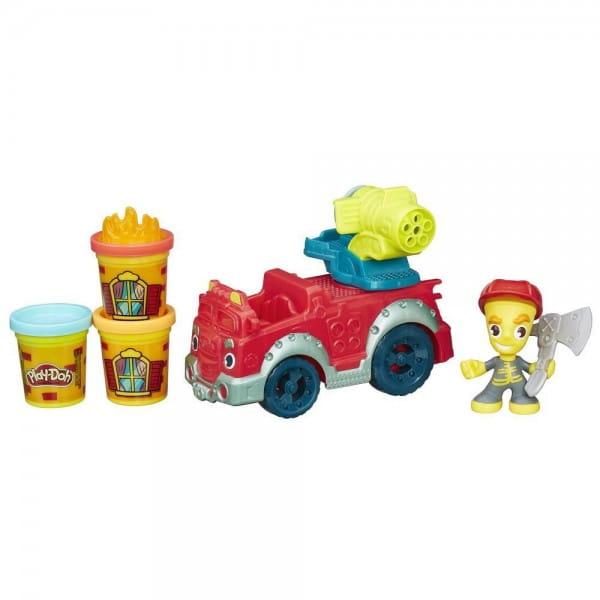 Набор для творчества Play-Doh Город Пожарная машина (Hasbro)