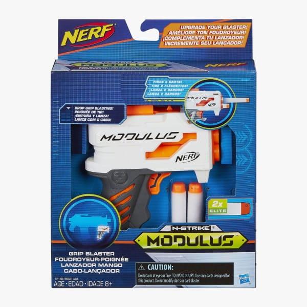 Набор аксессуаров для бластера Nerf Модулус (HASBRO) - Оружие