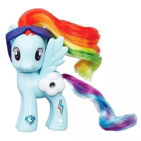 Игровой набор My Little Pony Пони с волшебными картинками  Рейнбоу Дэш (HASBRO) - My Little Pony