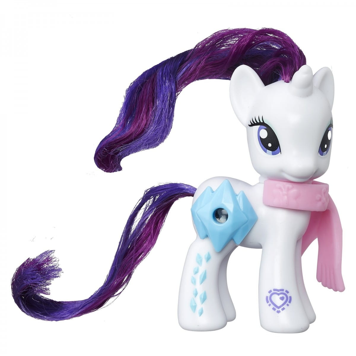 Игровой набор My Little Pony Пони с волшебными картинками  Рарити (HASBRO) - My Little Pony
