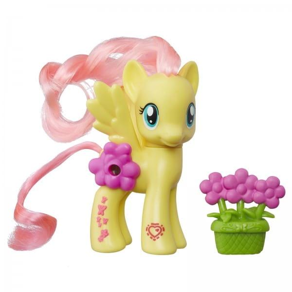 Игровой набор My Little Pony Пони с волшебными картинками  Флаттершай (HASBRO) - My Little Pony