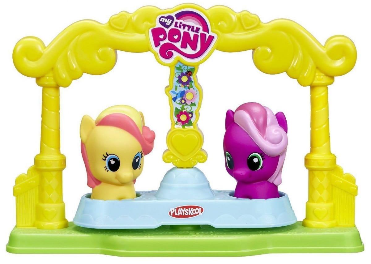Игровой набор My Little Pony Карусель для пони-малышек (HASBRO) - My Little Pony