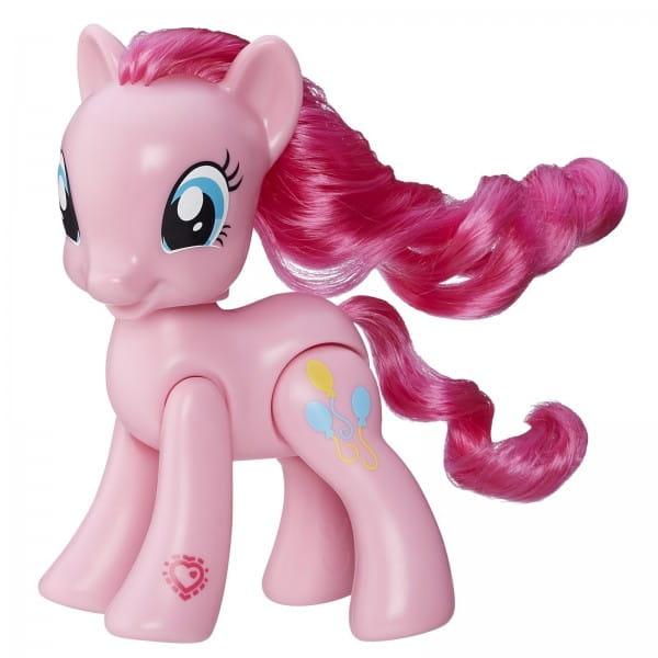 Игровой набор My Little Pony Пони-модницы с артикуляцией  Пинки Пай (HASBRO) - My Little Pony