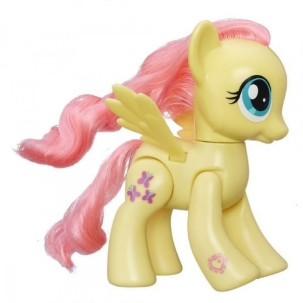 Игровой набор My Little Pony Пони-модницы с артикуляцией  Флаттершай (HASBRO) - My Little Pony
