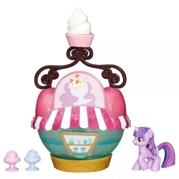 Коллекционный мини игровой набор My Little Pony  Твайлайт Спаркл (HASBRO) - My Little Pony