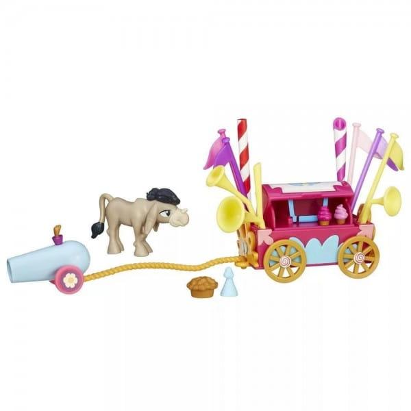 Коллекционный мини игровой набор My Little Pony  Кренки Дудл (HASBRO) - My Little Pony