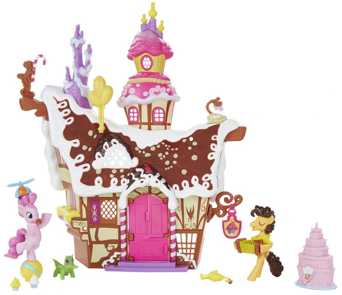 Коллекционный игровой набор My Little Pony Сахарный дворец (HASBRO) - My Little Pony