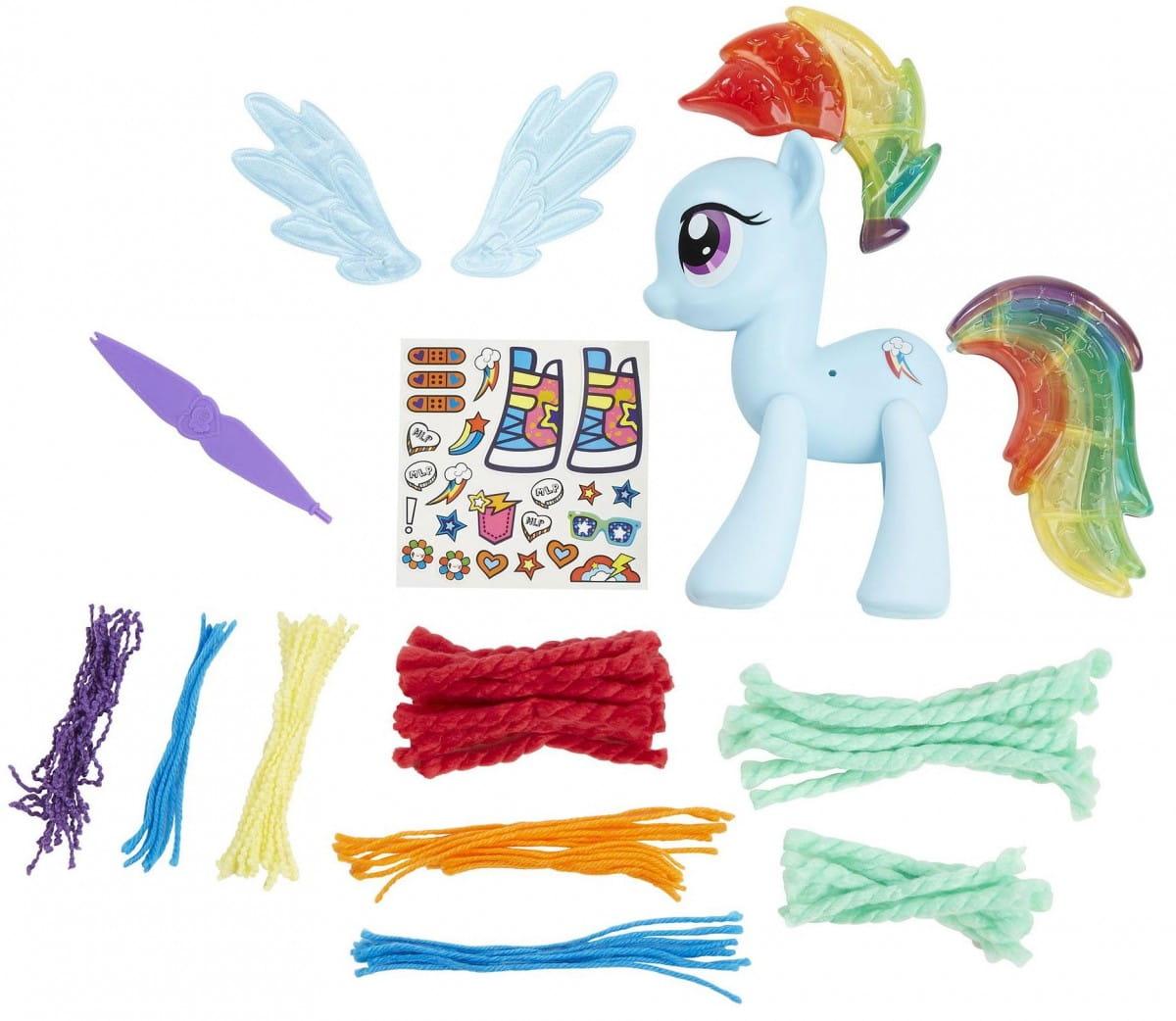 Игровой набор My Little Pony Создай свою пони (HASBRO) - My Little Pony