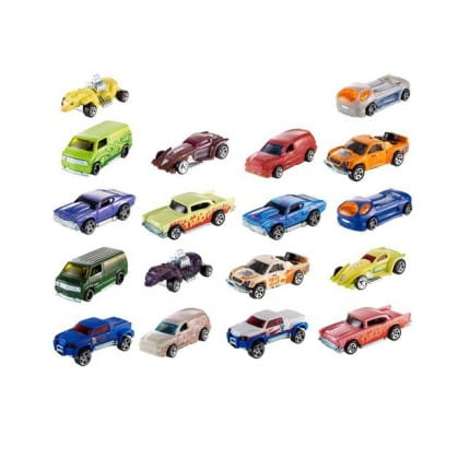 Машинка Mattel Hot Wheels 5785 (базовая серия)