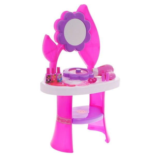 Туалетный столик 1toy Т59208 Цветок (большой)