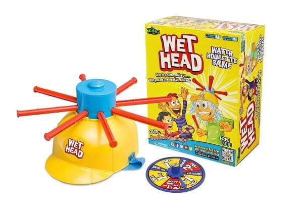 Игра Wet Head ZG657 Водная рулетка