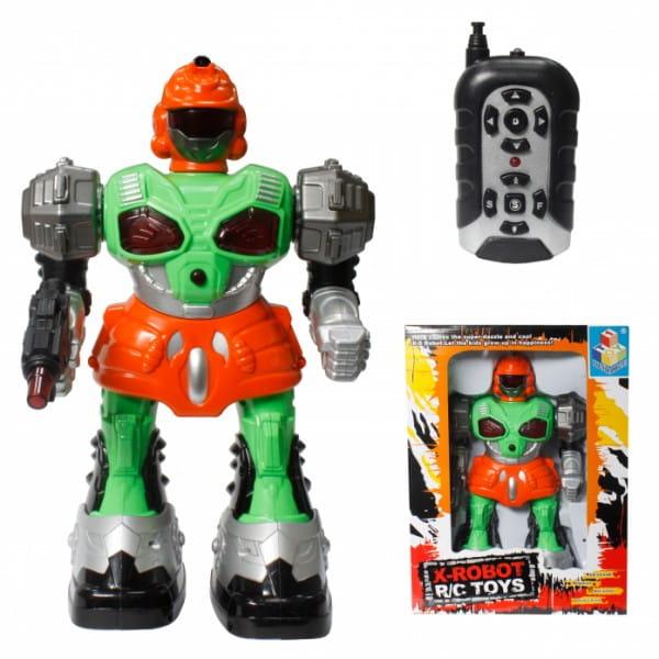 Радиоуправляемый робот 1toy Звездный защитник