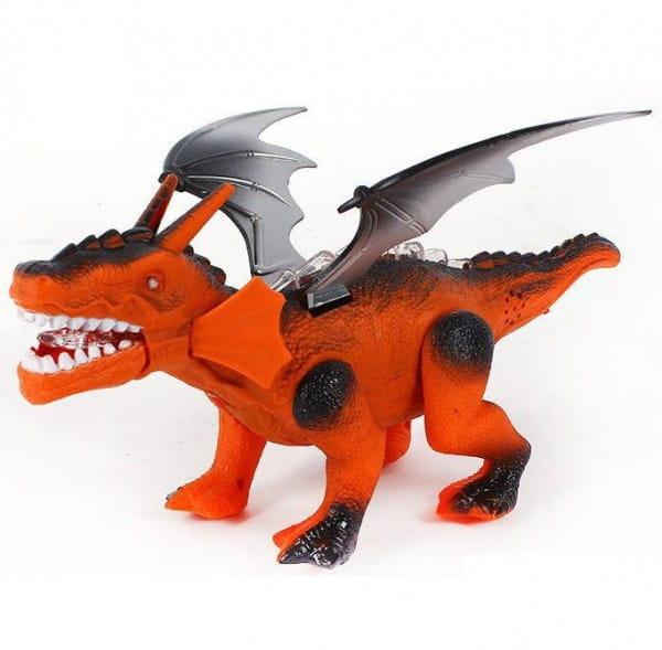 Радиоуправляемый динозавр 1toy Darkonia - 30 см