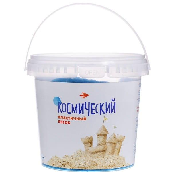 Космический песок SilverToys Голубой (1 кг)