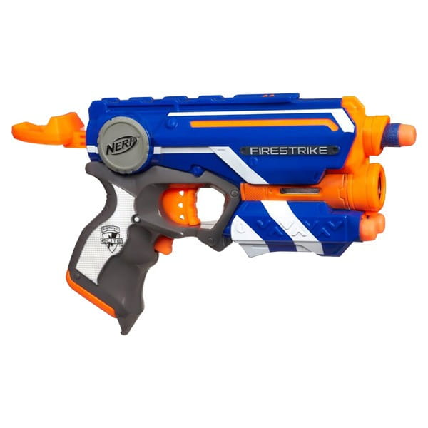 Бластер Nerf Элит Файрстрайк Elite Firestrike (Hasbro)