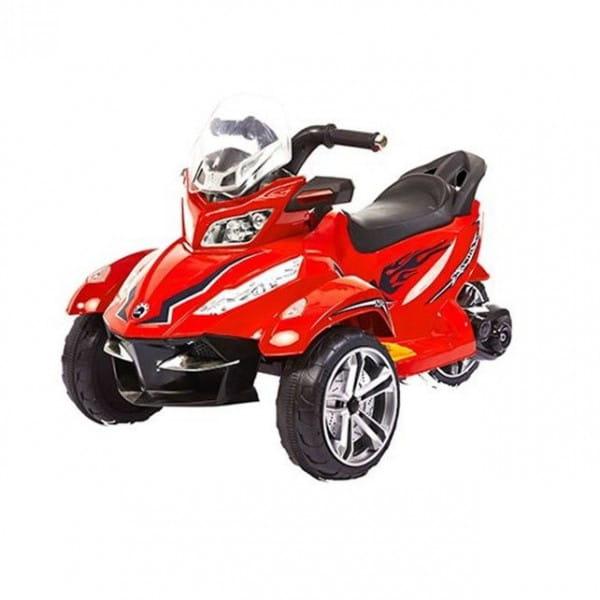 Электротрицикл 1toy Т58706 - красный