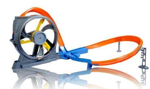 Купить Автотрек Hot Wheels Форсаж (Mattel) в интернет магазине игрушек и детских товаров