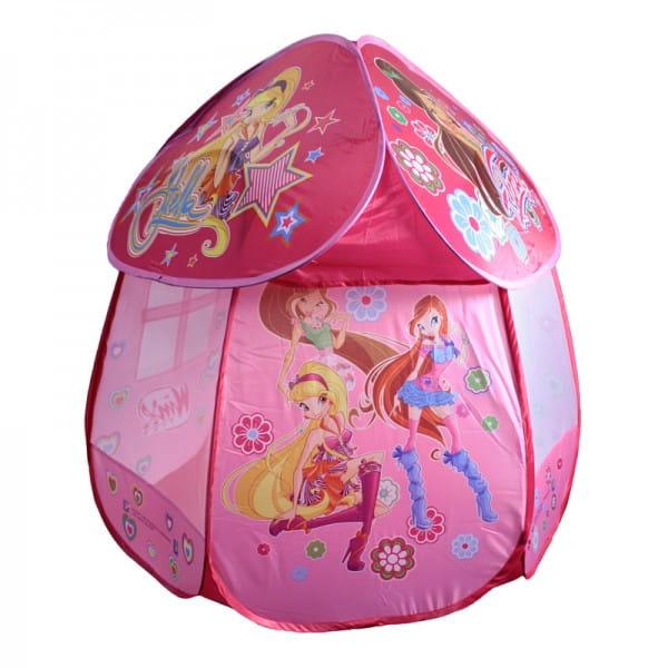 Детская игровая палатка 1toy Т56299 Winx