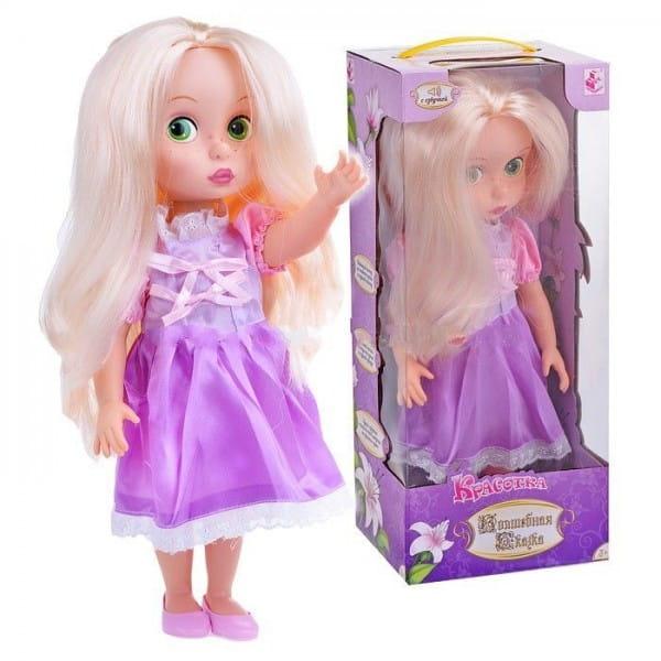 Кукла 1toy Т58294 Красотка - Рапунцель