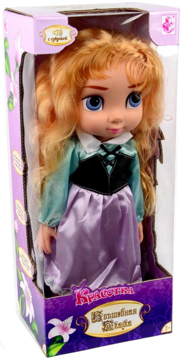 Кукла 1toy Т58295 Красотка - Золушка