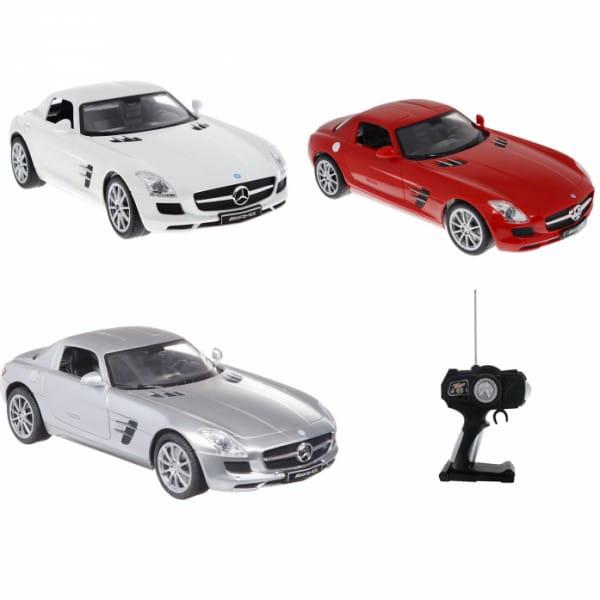 Радиоуправляемый автомобиль 1toy Т56691 Mercedes Benz SLS