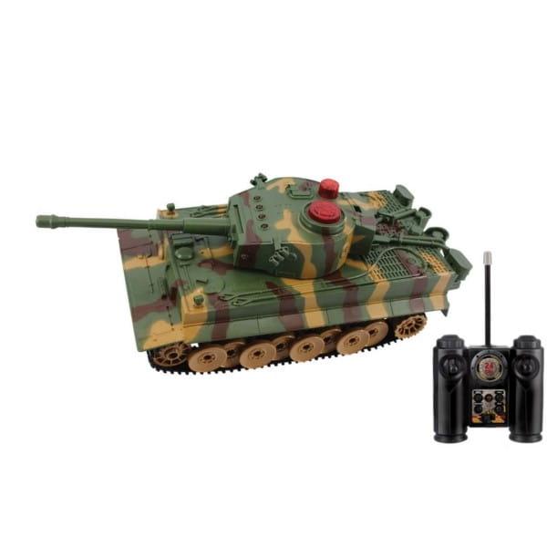 Радиоуправляемый танк 1toy Т57525 Tiger 1:32