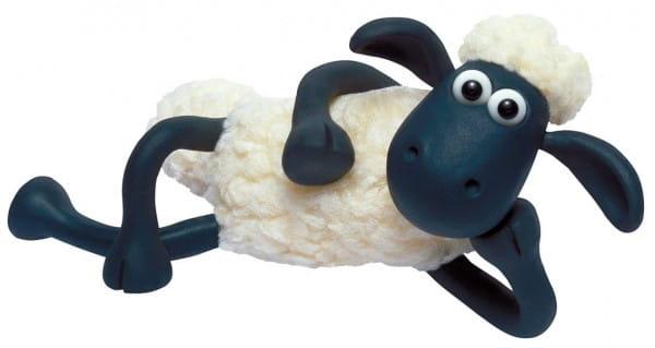 Игрушка грелка WARMIES Shaun The Sheep Барашек Шон - Игрушки-грелки